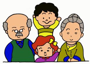 PROFESSIONE NONNO : i nonni sono come un BACIO ! @ studio professionale 2 | Cardano Al Campo | Lombardia | Italia